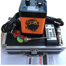 $enCountryForm.capitalKeyWord Australia - Menovo Electric Nail Enail Remote Control Dabber Temperature Control Box With Ti Nail Carb Cap Water Pipes Bong Wax Vaporizer