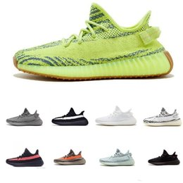 Canvas Shoes 11 Australia - 2019 Clay V2 Running Shoes True Form Hyperspace Static Reflective Oreo CREAM Sesame BELUGA Copper Men Women Designer Sports Sneakers 5-11