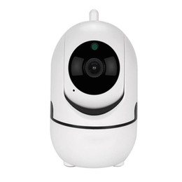 Network cameras online shopping - SECTEC P Cloud Wireless AI Wifi IP Camera Intelligent Auto Tracking Of Human Home Security Surveillance CCTV Network Cam