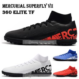 $enCountryForm.capitalKeyWord Australia - Mens High Tops Football Boots Mercurial Superfly VII 360 Elite TF Soccer Shoes Neymar ACC Superfly 7 Indoor Turf Soccer Cleats