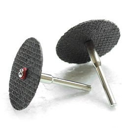 $enCountryForm.capitalKeyWord Australia - Rotary Tools 32mm Cutting Disc For Grinders Fiberglass Reinforced Cut Off Wheel Disc Double-Mesh Sliced Grinding Wheel