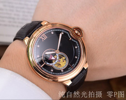 $enCountryForm.capitalKeyWord Australia - ANTIQUE All work Rose gold 41MM CASE 2019 GI HOT mechanical automatic men watch wholesale fashion new Stainless steel mens watche