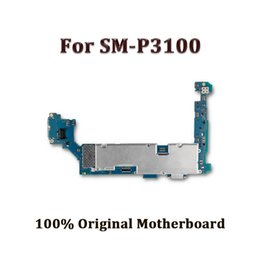 motherboard circuit 2019 - Original Unlocked Motherboard For Samsung Galaxy Tab 2 7.0 WiFi 3G P3100,Full Tested Circuit Board Mainboard For Samsung