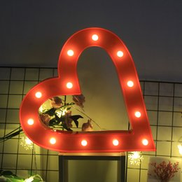 $enCountryForm.capitalKeyWord Australia - LED 3D Night Light Kids Gift Toy For Children Bedroom Party Home Decoration