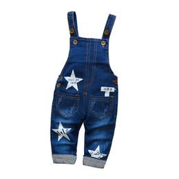 $enCountryForm.capitalKeyWord UK - wholesale Baby Pants Children Boys Girls Overalls Pants Spring Autumn Kids Girls Jeans Bib Pants Boys Denim Jumpsuit