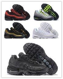 $enCountryForm.capitalKeyWord Australia - Drop Shipping Wholesale designer shoes Cushion 95 OG women mens shoes Boots Authentic 95s New Walking Discount casual shoes Size 36-45