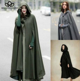 4cb1761d4 Discount dress up capes - Wonder Women Hooded Coat Hooded Cloak Cape  cosplay Cloak 3 colours