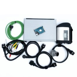 Wholesale A complete set of diagnostic programming tools MB STAR C4 with hdd V2019 and Laptop d630 gb full set ready to use