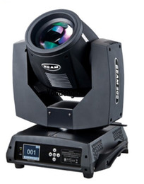 moving beam 5r NZ - 8 pieces 200w beam moving head light sharpy beam 200 5r Disco moving head lights moving head beam 5r
