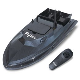 Wholesale Flytec V007 RC Fishing Nesting Boat Fixed Speed Cruise Yaw Correction Double-Motor Hull Three-Leaf Paddle Hook Release Line Boat Y200317