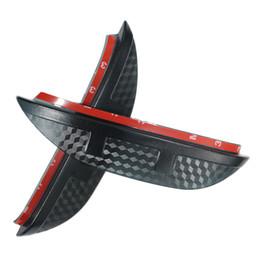 $enCountryForm.capitalKeyWord UK - For MITSUBISHI Outlander 2013 2014 Eyebrow Rearview Mirror Rain Gear Sticker Auto Accessories 2pcs Per Set