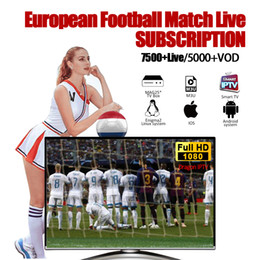 iptv sports channels 2019 - IPTV Subscription 7000+ IPTV Channels French UK Sports S-ky Sports Abonnement IPTV 30+Countries Support Android TV BOX M