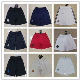 Wholesale Top thai quality Adult man psg soccer Shorts marseille shorts Ajax football shorts pour hommes sales size S XL