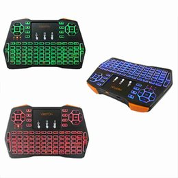 $enCountryForm.capitalKeyWord Australia - Wireless Multi-function Handheld Keyboard LED Lights Home, Work Backlight General Air Mouse 10 meters 2.4Ghz