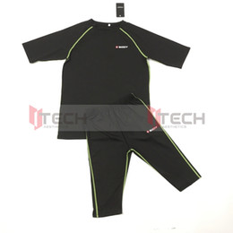body fitness suit NZ - Xbody Ems Cotton Training Suit Jogging Suit X body Ems Fitness Underwear Training Suit Jogging Pants For Sport