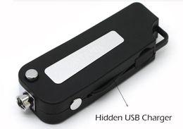 Hide Usb Charger Australia - 510 preheat VV battery mod vaporizer key vape pen smoking e cigarette vapor mod with hidden USB charger portable vaporizer