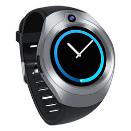 Android Os Smart Watch Australia - S216 Smart Watch Android 5.1 Heart Rate Camera Video Health Monitoring SmartWatch phone support 3G WIFI SIM WCDMA OS 1.3 inch