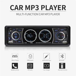 Car Calling Australia - 1 Din Car Radios 4 Inch Car Stereo MP3 Music Player Support Bluetooth Dual USB TF AUX FM Hands Calling
