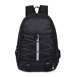 Unisex Backpack School Bag UK - theface Backpacks Unisex Casual Backpack Travel Outdoors Sports Bags Students School Bag 5 Colors Large Capacity Knapsack