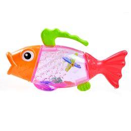 Toys & Hobbies Classic Toys Hbb 20pcs Rubber Simulation Small Goldfish Gold Fish Kids Toy Decoration Bath Toy