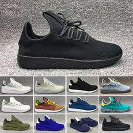 af75c39e84b4b AATEHUb hot sale cheap Men Women Sports outdoors shoes PW Tennis Hu  Official Luxury designer running Sneakers Breathable Durable white black