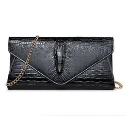 $enCountryForm.capitalKeyWord Australia - Womens Leather Chain Bags Lady Evening Bag Fashion Shoulder Bag Wallet Clutch Casual Envelope Bags Cards Holder Phone Purse DK23