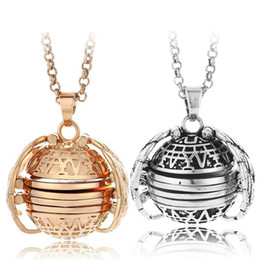 Gold photo locket pendant online shopping - DIY Fold Photo Locket Necklace Openable Live Memory Photo Locket Pendant Silver Gold DIY Necklace Fashion Jewelry Drop Ship