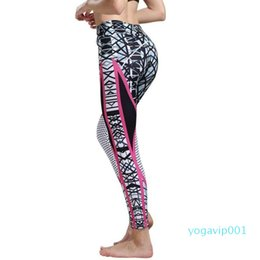 pattern yoga pants Australia - Sexy Excavator Pattern Printed Leggings Women Yoga Clothing Fitness Clothing Fitness Training Leggins Sport Yoga Pants