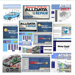 car repair data software Canada - Alldata newest version 10.53 and Mitchell 2015 car repair data vivid workshop atsg 49 in 1TB hdd