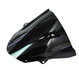 Zx6r Windscreen Australia - Motorcycle Windshield Covers Motorbike Windscreen For ZX-6R ZX6R ZX636 2009-2011 ZX-10R 2008-2010