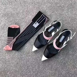 Patchwork designs for dresses online shopping - Women best two tone stilettos with pointed toes and cm heels designed for weddings and parties
