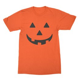 China Jackolantern Shirt Halloween Pumpkin Shirt Jack O Lantern ShirtFunny free shipping Unisex Casual top cheap jack o lantern pumpkin suppliers