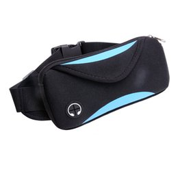 $enCountryForm.capitalKeyWord UK - Men Women Sports Running Waist Pack Bag Waterproof Polyester Breathable Lightweight Fanny Pack Hip Pouch Phone Holder Case