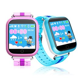 $enCountryForm.capitalKeyWord Australia - Q750 Smart Child Watch Touch Screen GPS Tracker SOS for Help Anti Lost Monitor Phone Call Wristwatch for Children Kids GIFTS