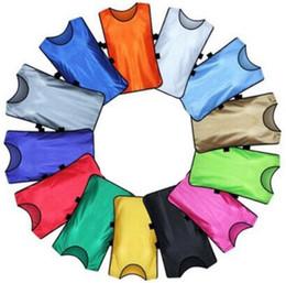 Wholesale soccer groups for sale – custom Vest for adults vest children men women s combat suit football training vest group suit custom printed size breathable sports Soccer wear