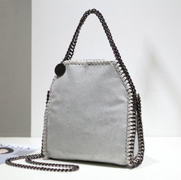 $enCountryForm.capitalKeyWord NZ - wholesale brand handbag and explosion matte pearl fabric woman personality Chain Bag Handmade custom pearlescent leather hand bag