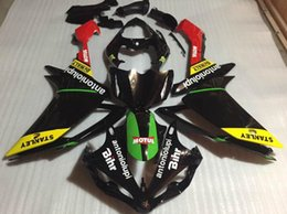 $enCountryForm.capitalKeyWord Australia - High quality New ABS Mold motorcycle plastic Fairings Kits Fit For YAMAHA YZF-R1-1000 2007-2008 07 08 Fairing bodywork custom black green