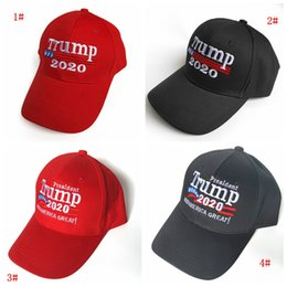 christmas flags sale Canada - Hot Sale Make America Great Again Hat Donald Trump Republican Snapback Sports Hats Baseball Caps USA Flag Mens Womens Fashion Cap DBC BH3734