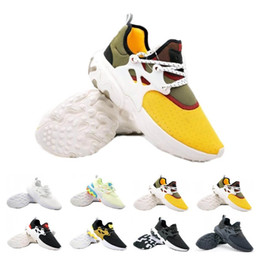 ShoeS flat feet men online shopping - 2020 Sale Presto Mid Epic React Men Women Running Shoes Comfortable Foot Feel Mesh Breathable Sneakers Black White Casual Shoes