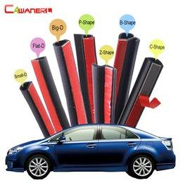 Toptan satış Cawanerl Araba Kauçuk Sızdırmazlık Contası Şerit Kiti Ses Kontrolü Conta Kenar Lexus HS HS250h Için Trim Weatherstrip Çapraz 200 300