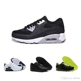 f618a0e95f2 New Mens 90 red All white black yellow Sneakers Shoes designer Women  Running Sports Trainers Chaussures men womens 90 zapatos Tennie Shoes