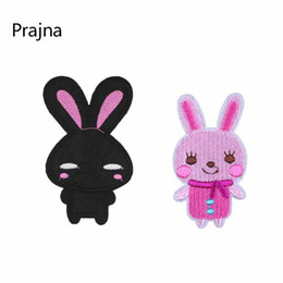 Wholesale embroidered children patches resale online - Children Diy Cosplay Costume Ecusson A Coudre Embroidered Applique Patches For Girls Badge Clothes Sew on Stickers Patch D