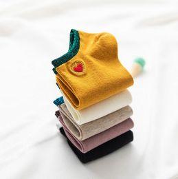 $enCountryForm.capitalKeyWord Australia - Socks female models college wind cute love boat socks spring and summer new thin section cotton socks wholesale