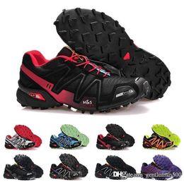 $enCountryForm.capitalKeyWord Canada - Free shipping new 3.0 Speed Cross 3 III CS Shoes black blue orange red Breathable Men Athletics Mesh Fencing Shoes size 40-47