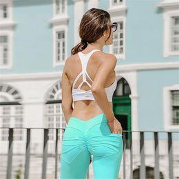 $enCountryForm.capitalKeyWord Australia - Women Sexy Push Up Hip Pocket Scrunch Butt Leggings High Waist Active Workout Fitness Slim Pencil Pants Y190603