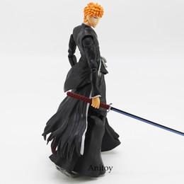 $enCountryForm.capitalKeyWord UK - Play Arts Kai BLEACH Kurosaki Ichigo PVC Action Figure Collectible Model Toy 27.5cm very good