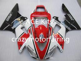 Fairing 98 R1 Black NZ - 3Gifts New Hot sales bike Fairings Kits For YAMAHA YZF-R1 1998 1999 r1 98 99 YZF1000 Black red White FI4