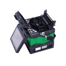 $enCountryForm.capitalKeyWord UK - L-80S Fiber Optical Fusion Splicer Machine Kits 8s Splicing with 48000 Cuttings Cleaver Used For FTTH