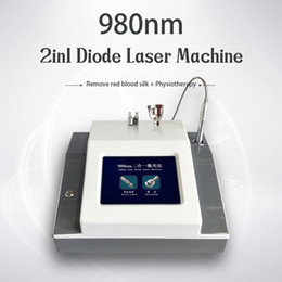laser pain UK - Physiotherapy Equipment Body Physical Therapy Pain Treatment 980nm Diode Laser Vacular Removal Blood Vessels Removal Machine