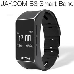 bicycle tracker 2019 - JAKCOM B3 Smart Watch Hot Sale in Smart Wristbands like x vido bittel phone bicycles